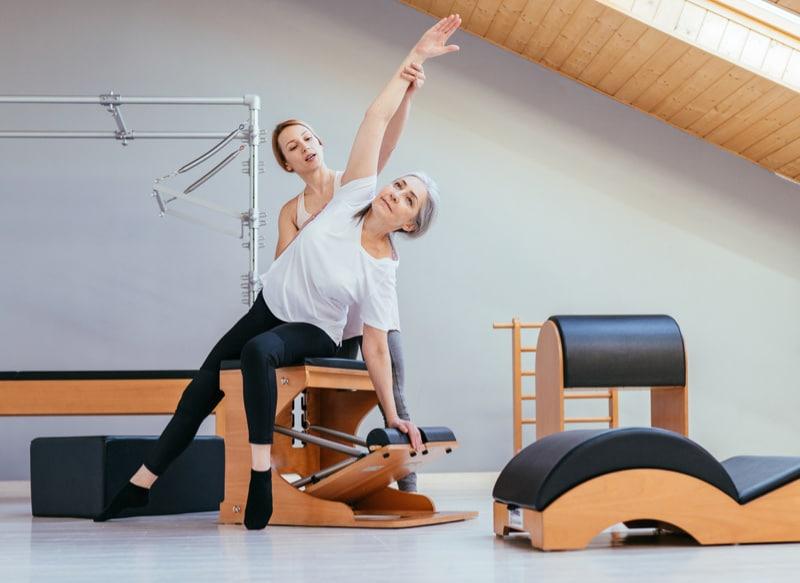 Achieving Better Balance Mandurah Health Pilates