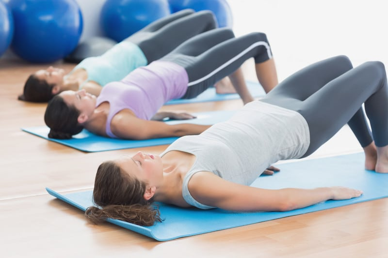 Mandurah Health Matwork Pilates Class
