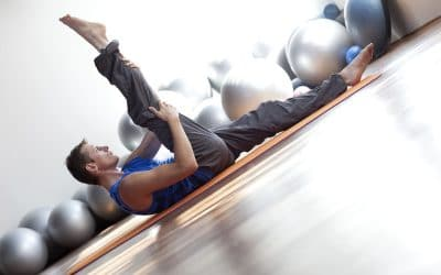 Pilates for Men Matwork Class