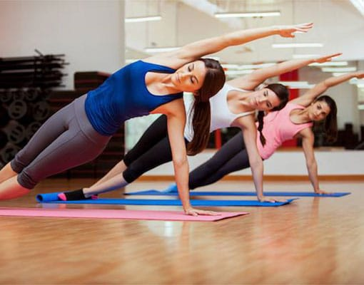 Mandurah Health Mat Work Pilates